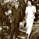 Sirikit e Bhumibol di Thailandia nel 1949