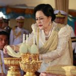 Sirikit di Thailandia oggi