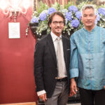 Stilista Paothong Thongchua e Antonio Falanga