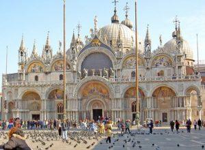 La Basilica di S. Marco - Venezia