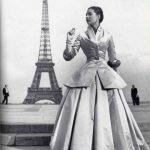 Abito Christian Dior Anni '50