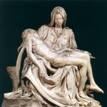 Michelangelo - La Pietà