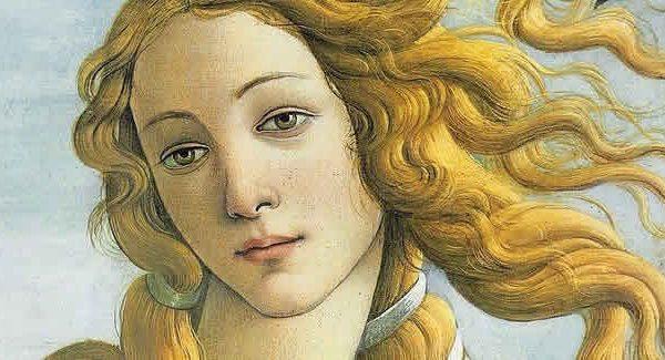 S. Botticelli -Venere
