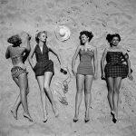 Costumi da bagno Anni '50