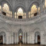 Il Castello di Sammezzano-Sala Bianca