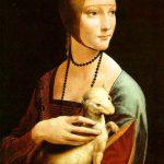 Leonardo da Vinci - Dama con l'ermellino