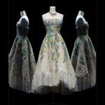 Dior abito Essence d'Herbier ph Nicholas Alan Cope