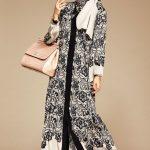 Dolce e Gabbana Abaya A/I 2016-