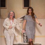 Laura Biagiotti e Lavinia Biagiotti Cigna A/I 2014 courtesy Biagiotti