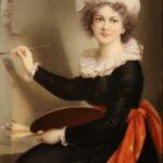 """""""Il capriccio e la ragione"""" -dipinto Le Brun eredi A. Esposito courtesy M. Tessuto"""