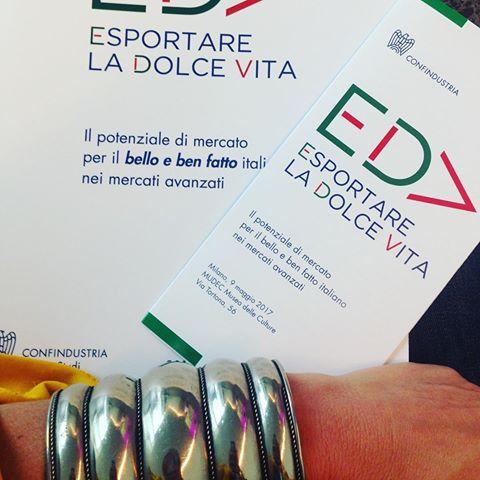 EDV- Esportare la dolce vita
