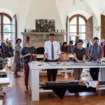 Cucinelli-La scuola di arti e mestieri di Solomeo