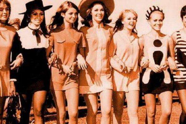 La moda anni '70