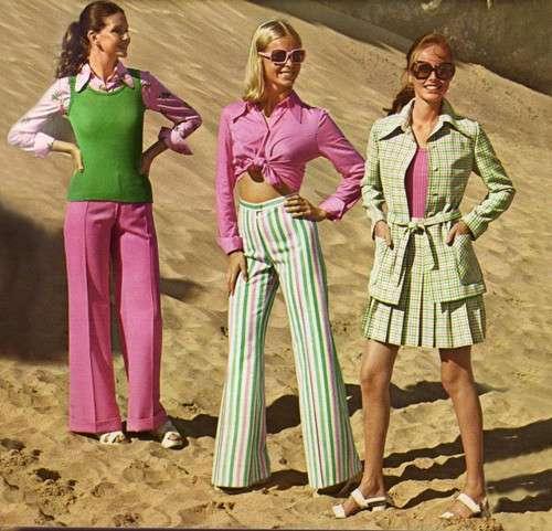 La moda anni  u002770 ... 6c10d2dbd55