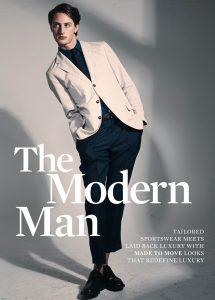 """The Modern Man"""