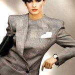 Power dressing anni '80 Giorgio Armani