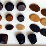 Bottoni in legno 1940