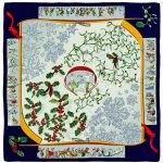 Foulard delle Montagne-Hermes 1989