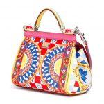 D&G Mambo Bag-geometrie accese