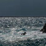 Il canto del mare Guido Alimento Serie Mare tra realismo e astrazione fotografica