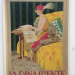 """Poster """"La Rinascente"""" ph M.Bersani"""