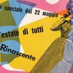"""Poster """"La Rinascente"""""""