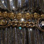 Dialoghi/Dissing G. Versace al MANN di Napoli particolare