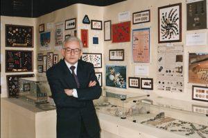 Giorgio Gallavotti nel Museo