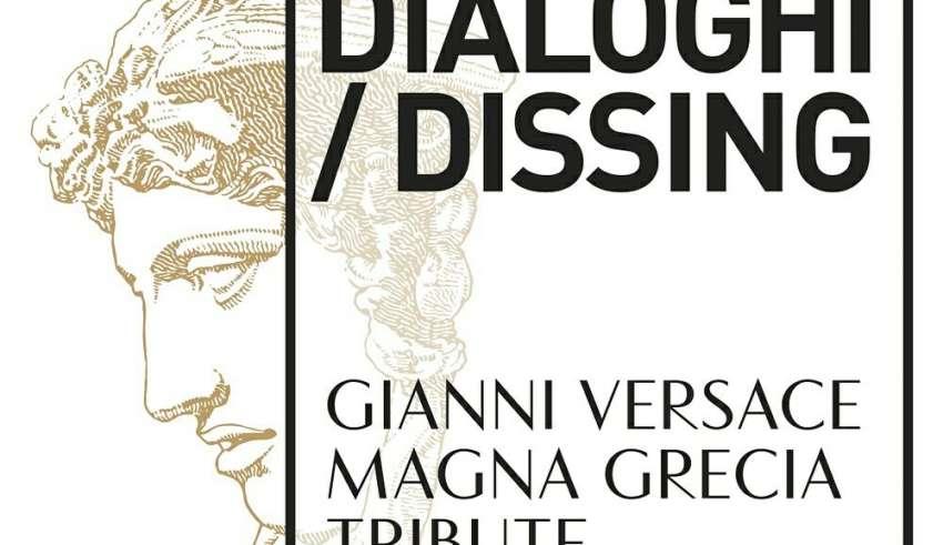 Dialoghi/Dissing G. Versace al MANN di Napoli