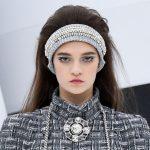 Chanelarella Style-fascia a diadema diamantato