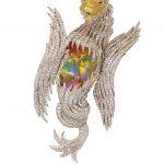 Mostra Buccellati Venezia-Spilla drago