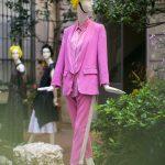Laura Strambi P/E 2018 Luminoso rosa ciclamino courtesy L. Strambi