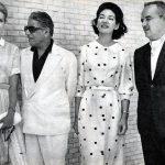 Maria Callas, Aristotele Onassis, il Pricipe di Monaco, Grace Kelly