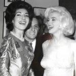Maria Callas e Marylin Monroe