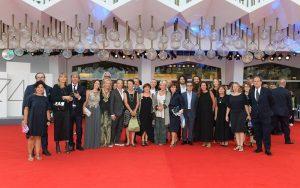 Gli imprenditori alla Mostra del Cinema di Venezia 2017 ph Andrea Avezzùi Venezia ph Andrea Avezzù