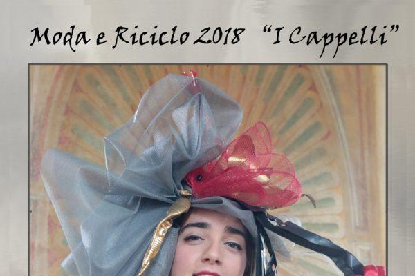 Calendario 2018 cappelli Irene Sarzi Amadè ph Stefania Casetti