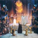 Aida di Busseto, costumi Anna Anni
