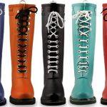 Ilse Jacobsen - Rain boots stile trincea