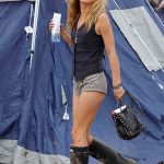 Kate Moss al festival di Glastonburyy ph by Marc Larkin/LFI/ABACA.
