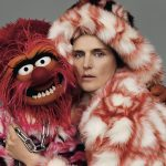 Muppet - Animal per Miu Miu, ph. Alasdair McLellan