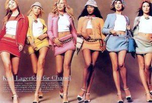 Karl Lagerfeld per Chanel