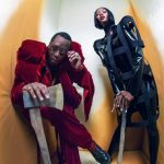 Calendario Pirelli 2018, Diddy Combs Djimon e Naomi Campbell - Costumi Edward Enninful - ph. Tim Walker