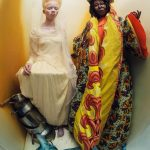 Calendario Pirelli 2018, Thando Hopa e Woopy Goldberg - Costumi Edward Enninful - ph. Tim Walker