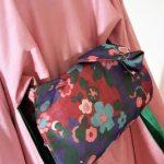 Kimono rosa, dettagli