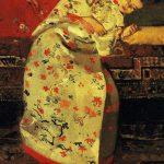 Ragazza con kimono bianco, G.H. Breitner, 1893, Rijksmuseum Amsterdam
