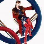 Stivali Cuissard-Fendi Collection-fw-2017 Campaign