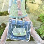 Chanel PVC Tote Bag
