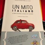 """""""Un mito italiano"""" cover"""