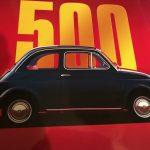 La 500 I primi modelli