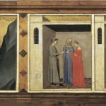 Bernardino Daddi -Storie della Sacra Cintola-Prato Museo di Palazzo Pretorio